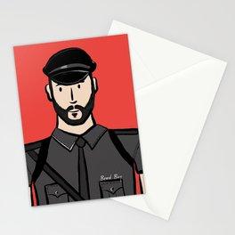 Beard Boy: Alberto Stationery Cards