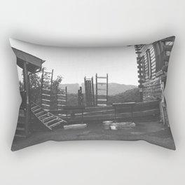 Cabins, Gatlinburg, tn 2014 Rectangular Pillow