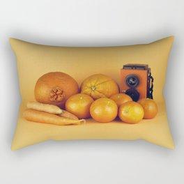 Orange carrots - still life Rectangular Pillow