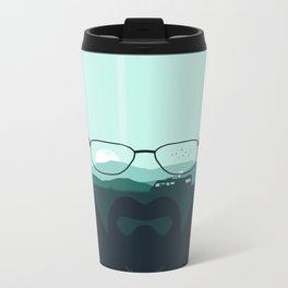 Heisenberg Metal Travel Mug