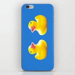 Two ducks iPhone Skin
