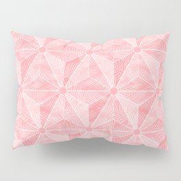 Gedesic Palm_Rose Pillow Sham