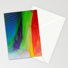 Rainbow Palette Stationery Cards