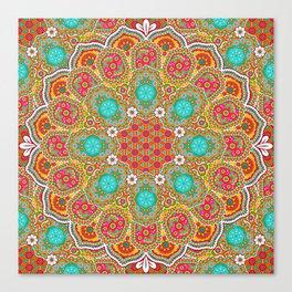 Joyful Harmony Canvas Print