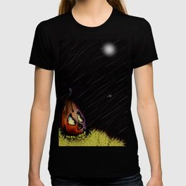 Pumpkin Ghostly Evening T-shirt