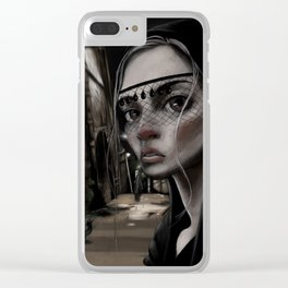 The Close Clear iPhone Case