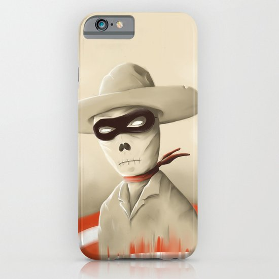 Wild wild death iPhone & iPod Case