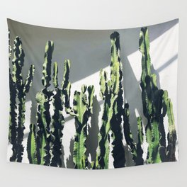 Cactus in Mexico I Cactus Photography    Landscape  Wall Tapestry