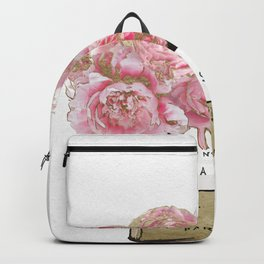 Pink Scented Backpack