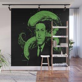 Howard Phillips Lovecraft Wall Mural