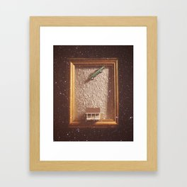 Two Bed One Bath Galaxy, 1957 Framed Art Print