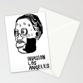 Invasion Los Angeles Stationery Cards
