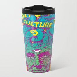 DC Conspiracy Counter Culture Fest 5 Metal Travel Mug