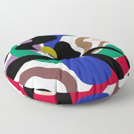 Retro Style 1 Floor Pillow