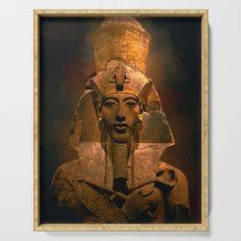 Akhenaten Serving Tray