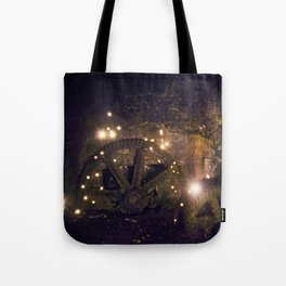 Firefly Inside Tote Bag