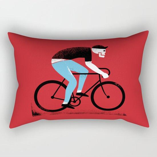 Ride or Die No. 1 Rectangular Pillow