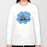 the fault in our stars Long Sleeve T-shirts featuring The Fault in Our Stars by Sarah Hopkins