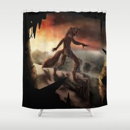 Hysteria Shower Curtain