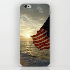 Fourth of July iPhone & iPod Skin