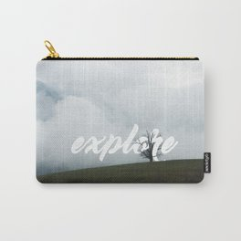 Explore // #TravelSeries Carry-All Pouch