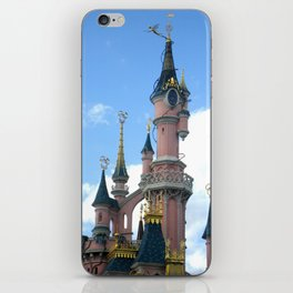 Disneyland Castle Paris iPhone Skin
