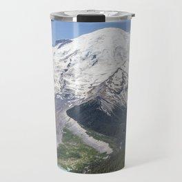 Mount Rainier on the Sunrise Side Travel Mug