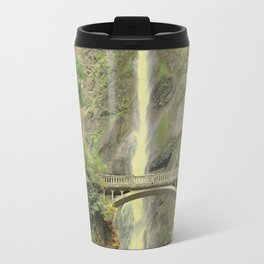 MULTNOMAH FALLS - OREGON Travel Mug