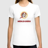 nfl T-shirts featuring Washington Red Leaders - NFL by Steven Klock