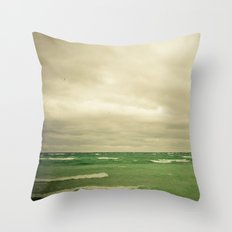 Inner Demons Throw Pillow