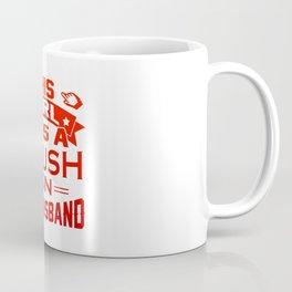 THIS GIRL HAS A CRUSH ON HER HUSBAND Coffee Mug