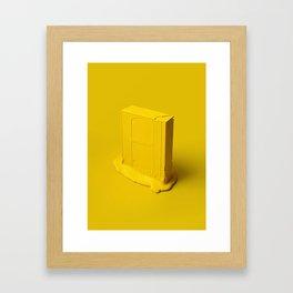 Melting memories No.4 Framed Art Print