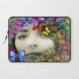 Flower girl Laptop Sleeve