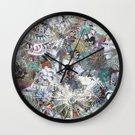 Messages from the Past Wall Clock