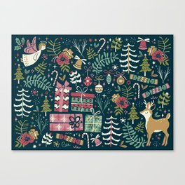 Christmas Joy Canvas Print