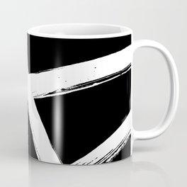 Brush Strokes V2 Coffee Mug