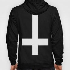 inverted cross Hoody