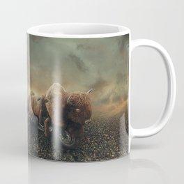Besetting sin of progress Coffee Mug