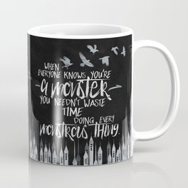 Six of Crows - Monster Coffee Mug