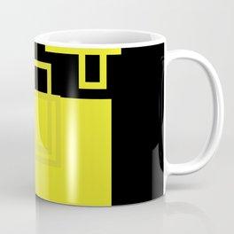 2D - abstraction -101- Coffee Mug