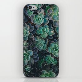 Green dream iPhone Skin