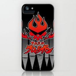 gurren lagann iPhone Case