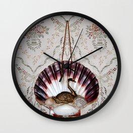 Grandmother`s wall Wall Clock