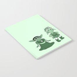 Goblin Gals Notebook