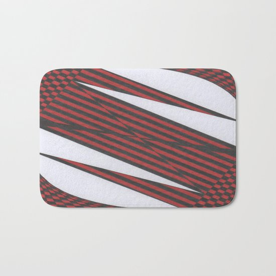 Shifting Gear Bath Mat