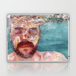 Watercolour Laptop & iPad Skin