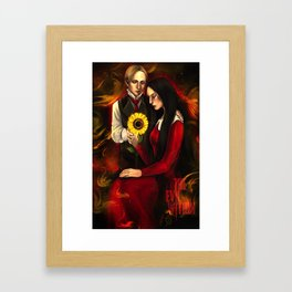 The Victorianos Framed Art Print