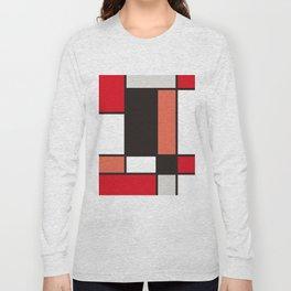 De Stijl Long Sleeve T-shirt