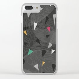 Thorns, Spheres... and Lights Clear iPhone Case