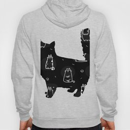Cat 187 Hoody